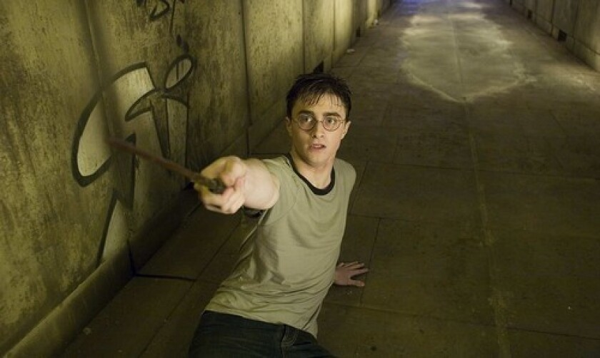 """Potter"" star Daniel Radcliffe: ""I think it's the only way you can do it without cutting out a huge portion of the book."""