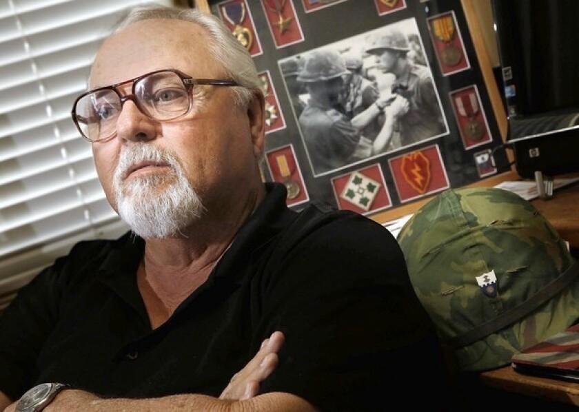 Vietnam veterans' new battle: getting disability compensation