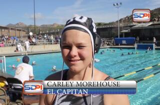 Girls water polo: El Capitan vs. San Pasqual