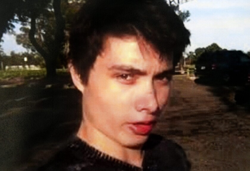 A picture released by the Santa Barbara County Sheriff's Office shows 22-year old Elliot Rodger, who went on a shooting rampage that ended in the deaths of seven people, including Rodger in May 2014.