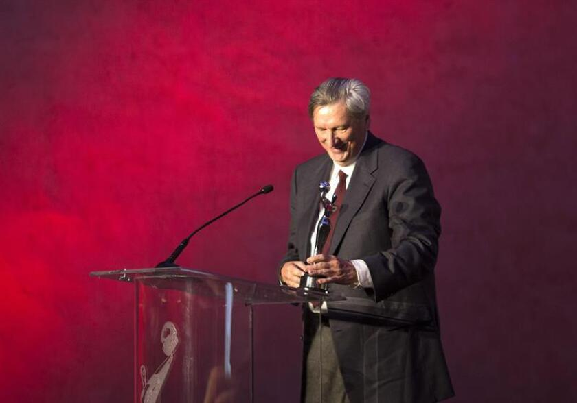 El presidente de la Academia de las Ciencias y las Artes Cinematográficas de Hollywood, John Bailey. EFE/Archivo