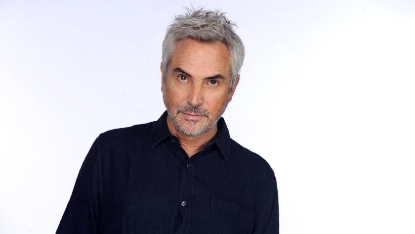 """Roma"" director Alfonso Cuarón."