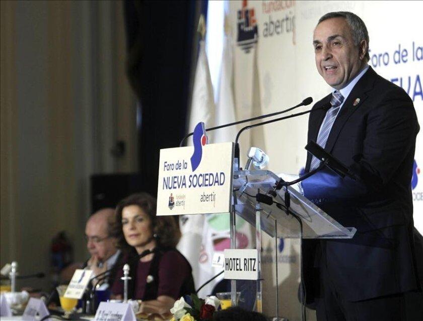 Alejandro Blanco, presidente del COE. EFE/Archivo