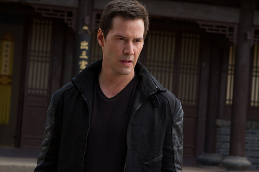 Review: Keanu Reeves, as director, gives 'Man of Tai Chi' zip