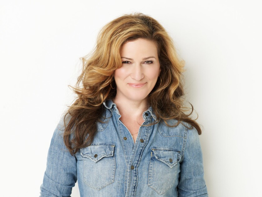Ana Gasteyer. (Courtesy photo)