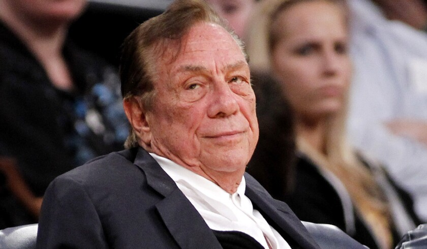 Clippers owner Donald Sterling is having second thoughts about going through with the Clippers sale as long as the NBA bans him for life.