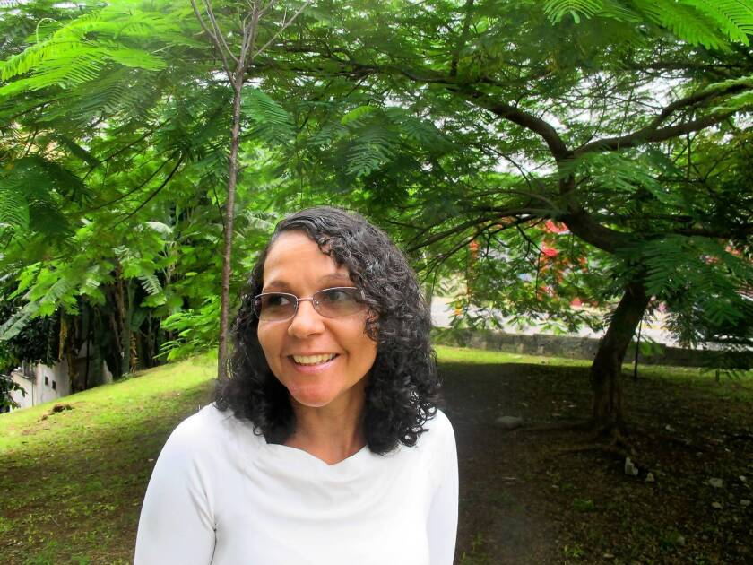 Neide Cardeal da Silva toiled in Sao Paulo, Brazil, as a live-in domestic worker for a family before she made a better life for herself selling acai, a fruit snack.