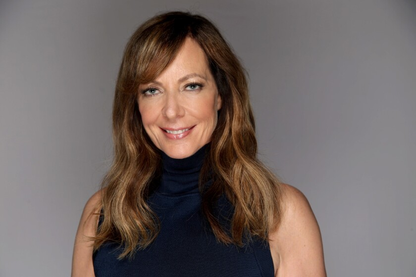 """Allison Janney scored an Oscar nomination for supporting actress for her performance in """"I, Tonya."""""""