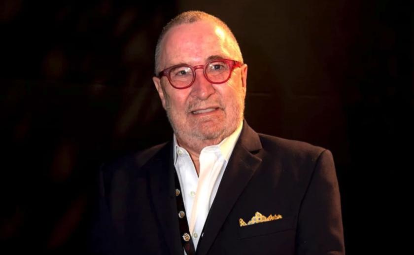 el productor mexicano de televisión Ignacio Sada