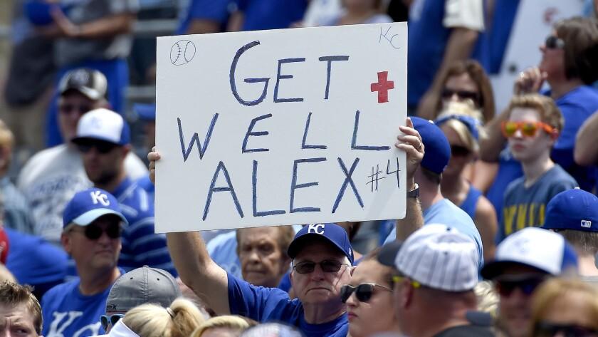 Alex Gordon sign