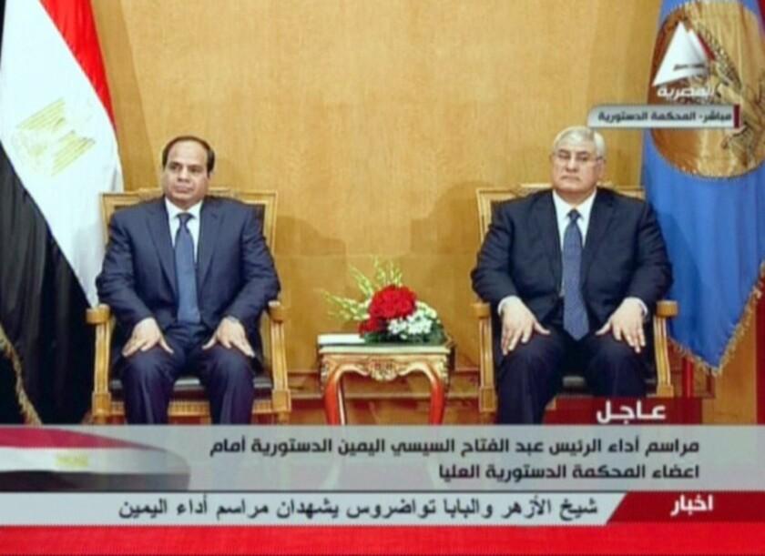 Egypt politics