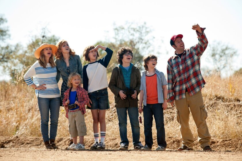 On Film: 'Blended' continues a love-hate relationship with
