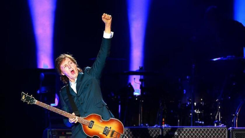 Paul McCartney fans have heady array of VIP and pre-sale