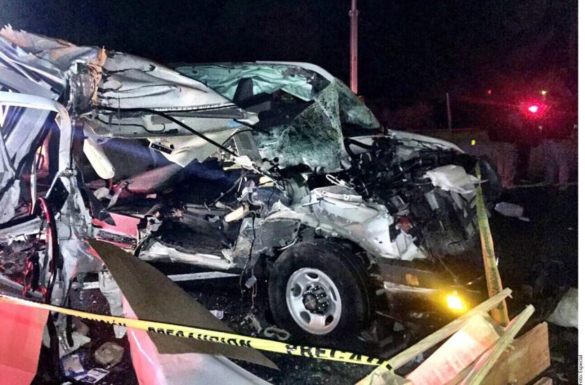 Maru Dueñas muere en el accidente junto a su productor.