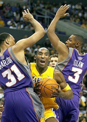 Bryant squeezes