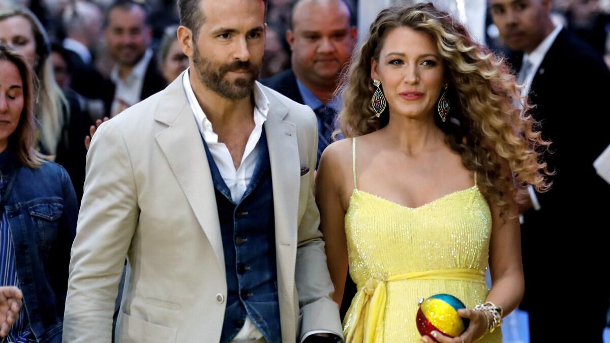 Actor Porno Famoso Español ryan reynolds y blake lively donan 1 millón de dólares para