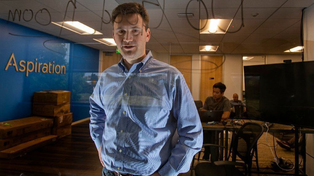 How I Made It: He dreamed of a career in politics. Now he's shaking up consumer banking