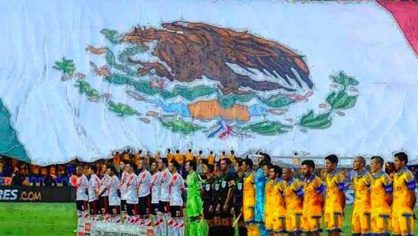 Los Tigres, en 2015, fueron el más reciente finalista mexicano en la Copa Libertadores.