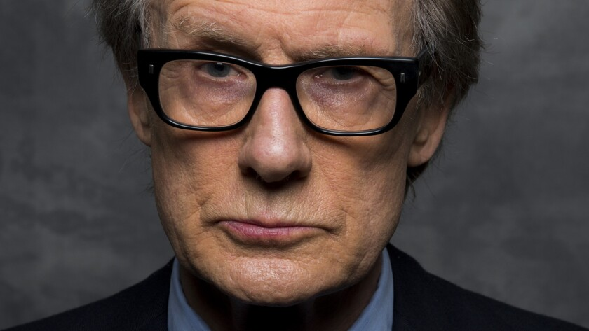 Bill Nighy, starring in 'Pride,' finds its look at a gay miner and his union's plight to be a refreshing look at a true story