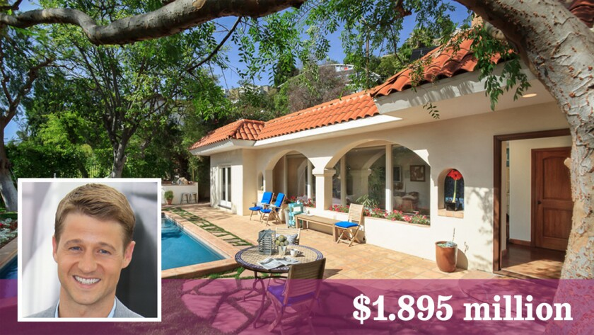 Hot Property | Ben McKenzie