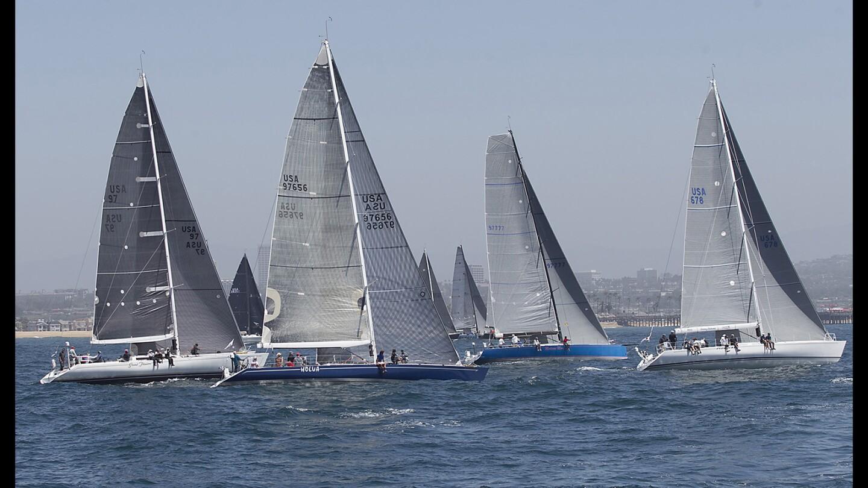 70th annual Newport to Ensenada Yacht Race Sails On