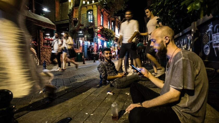 Many people in Kadikoy wonder how far Erdogan would go in messing with their lifestyles. He has, am