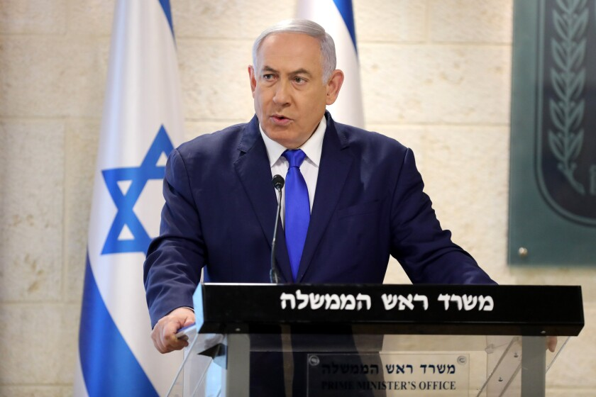Tight race and high stakes for Israel's Netanyahu in Tuesday's vote