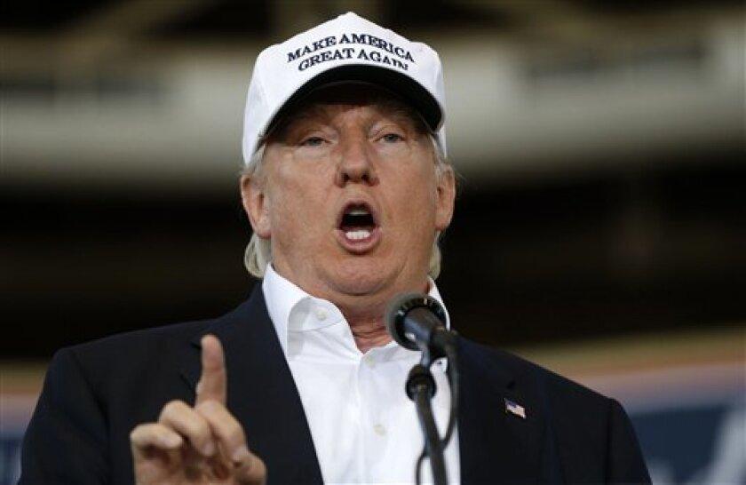 El candidato republicano a la presidencia de Estados Unidos, Donald Trump, confirmó en su cuenta de twitter la reunión de mañana con Peña Nieto.