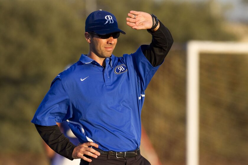 After Rancho Bernardo went 1-9 last year, coach Tristan McCoy has the Broncos one win away from being undisputed Palomar League champs.