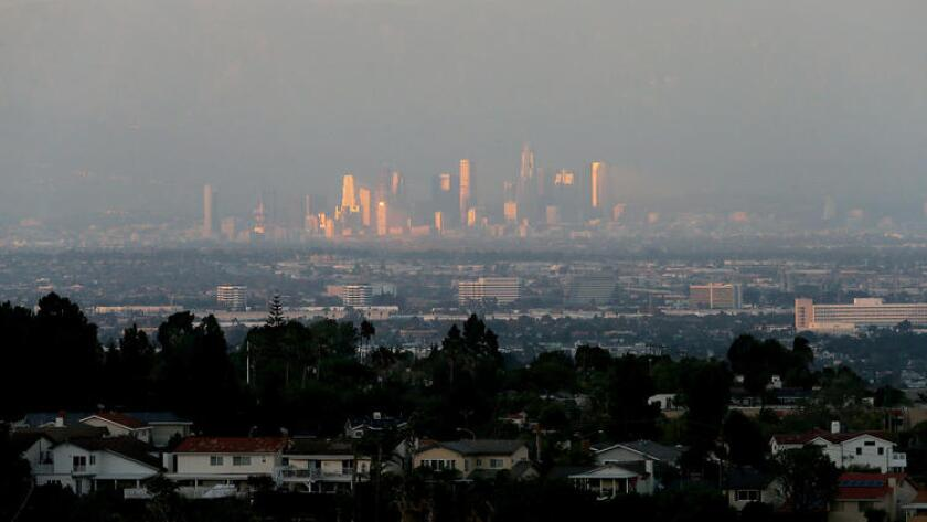 The Trump administration has threatened to cut off federal transportation funding to California as punishment for the state's air quality problems.
