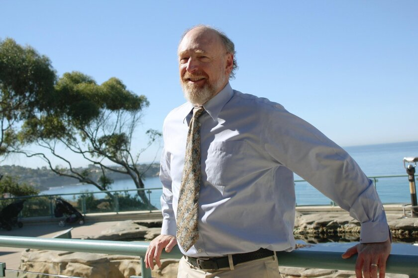 After three decades working in Orange County at Ocean Institute and Crystal Cove Alliance, UCSD alumnus Harry Helling is back in La Jolla, as Birch Aquarium's new executive director.
