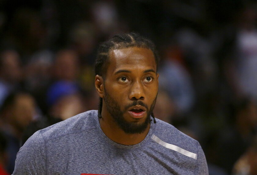Kawhi Leonard drops $6.725 million on penthouse across from Staples Center