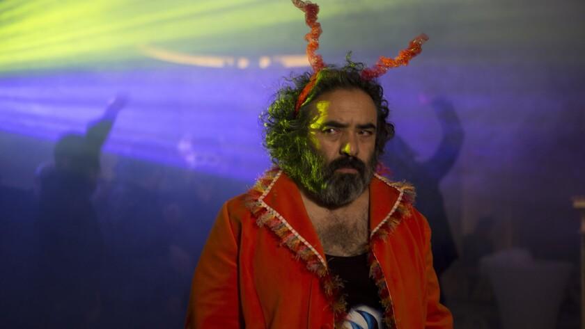 """Hasan Majuni in a scene from the movie """"Pig."""" Credit: DARICHEH CINEMA"""