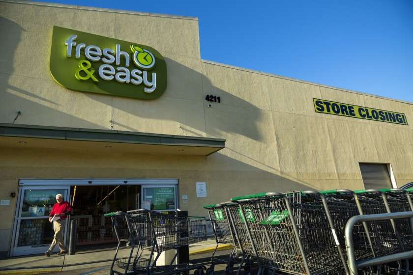 Ron Burkle could not save Fresh & Easy, which is closing all of its stores by mid-November.