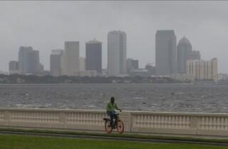 Hurricane Irma makes second Florida landfall