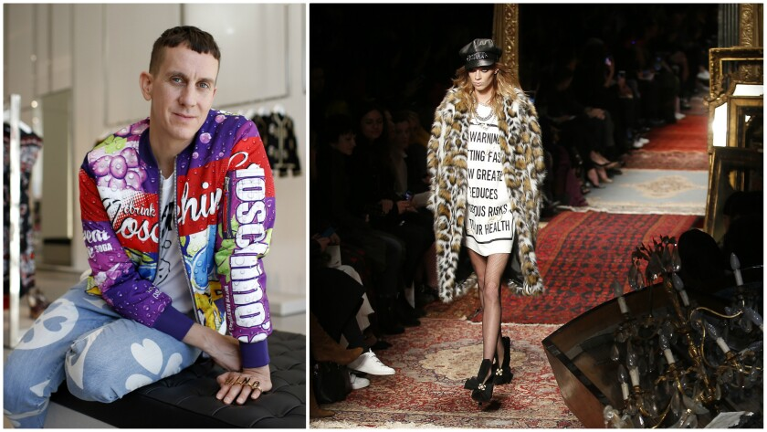 Made brings Moschino to the Los Angeles runway