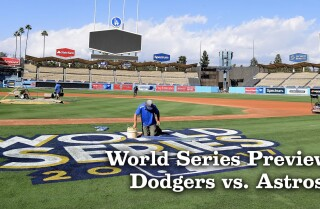 World Series preview with Andy McCullough and Dylan Hernandez