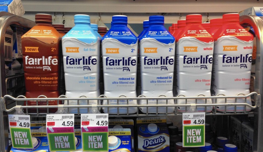 Fairlife products