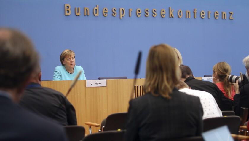 Alemanes divididos sobre poner restricciones