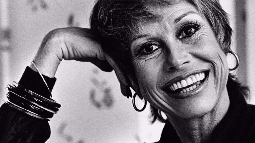 Mary Tyler Moore Portrait Session