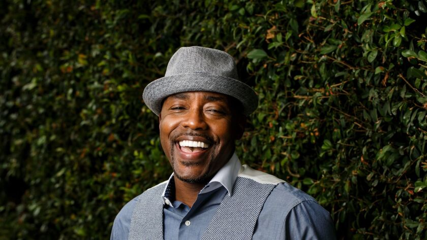 LOS ANGELES, CALIF. -- WEDNESDAY, AUGUST 2, 2017: Will Packer poses for a portrait, in Los Angeles,