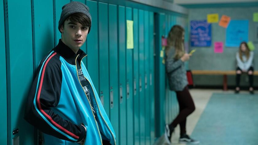 "Daniel Doheny in the movie ""Adventures in Public School."""