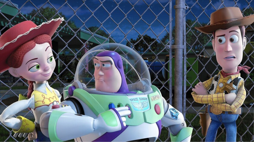 Pixar Animation to make 'Toy Story 4'
