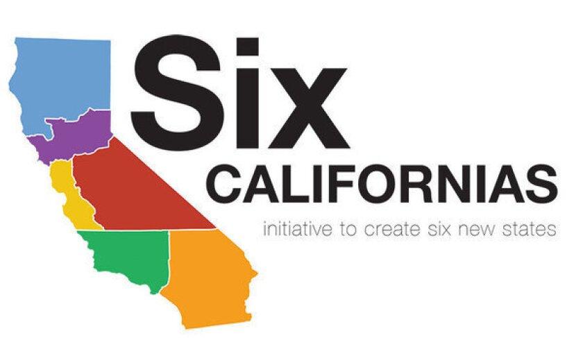 Silicon Valley investor Tim Draper wants to break California into six states.