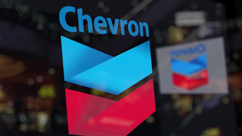 Chevron is facing lawsuits from San Francisco and Oakland.