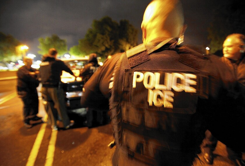Local authorities are reconsidering policies regarding requests by Immigration and Customs Enforcement to hold inmates who may have immigration violations beyond their jail sentences, giving ICE agents time to take them into custody.
