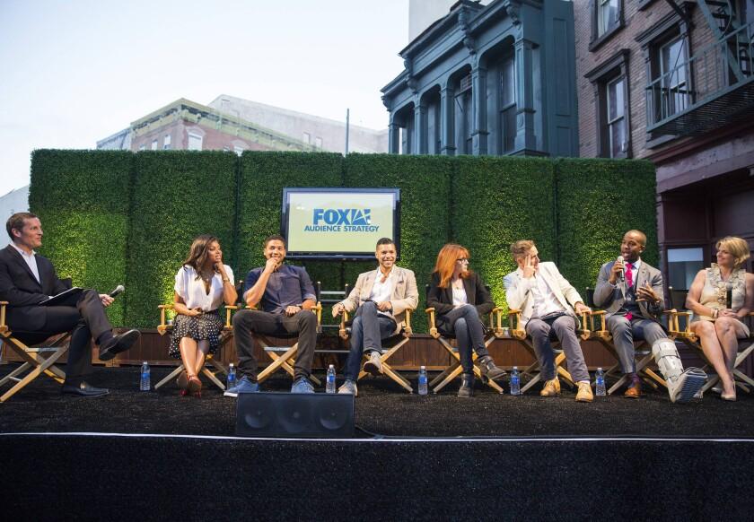 Fox's Audience Strategy LGBT Speaker Series