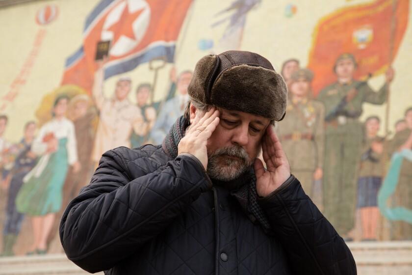 """Under the Sun"" director Vitaly Mansky."