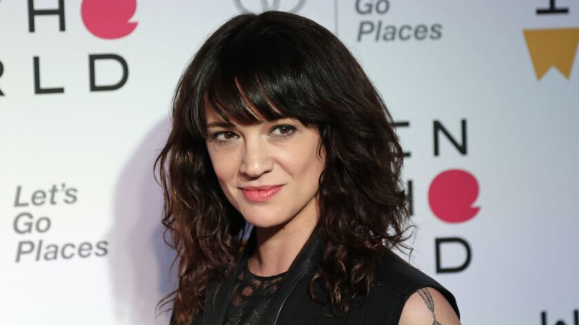 Asia Argento's place in the #MeToo movement has been upended by recent allegations of sexual assault.