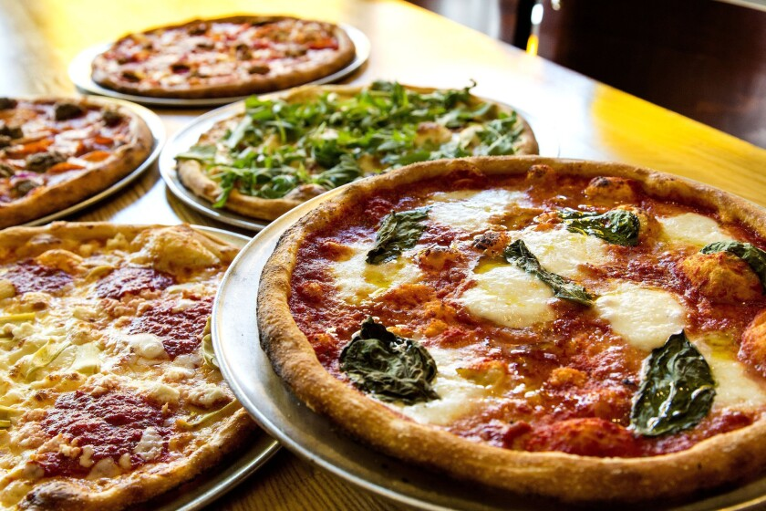 Blaze Pizza is giving out free pies at its new location.